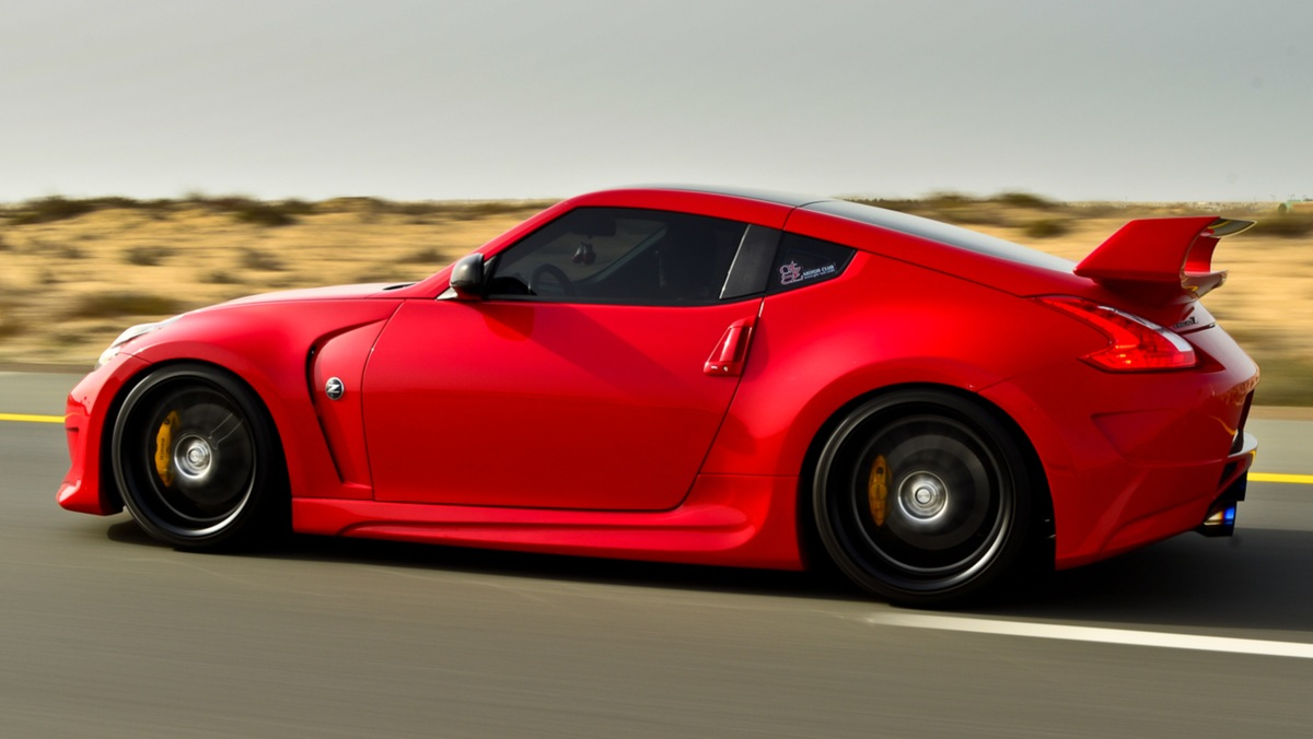 553bhp Amp 465 Lb Ft 370z Full Amuse With Greddy Twin Turbo