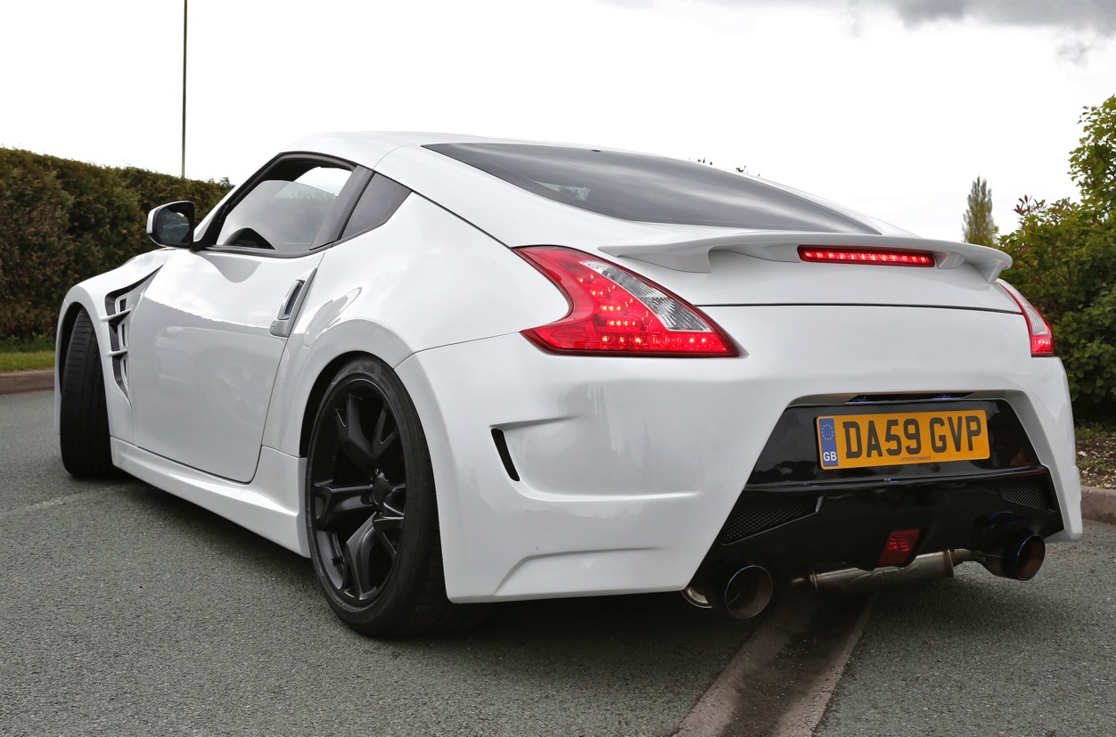370z Gt Ultimate 7at From Uk Nissan 370z Forum